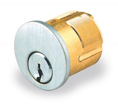 """1"""" Mortise Cylinder Kwikset Keyway"""
