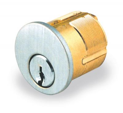 "1 1/8"" Mortise Cylinder Kwikset Keyway"