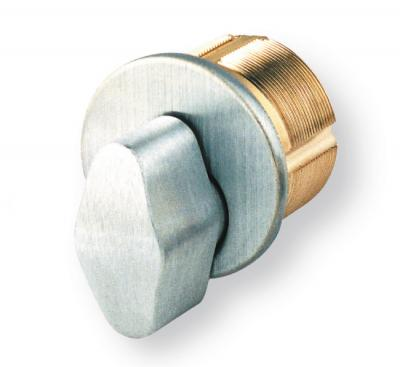 "1 1/8"" Mortise Cylinder Thumb Turn"