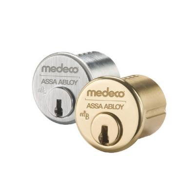 "Medeco 1"" BiLevel Mortise Cylinder"
