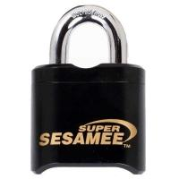 Super Heavy Duty Combination Padlock