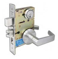 Cal-Royal Sectional Entrance Mortise Lock