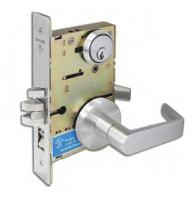 Cal-Royal Sectional Storeroom Mortise Lock