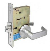 Cal-Royal Sectional Passage Mortise Lock