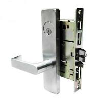 Cal-Royal Escutcheon Storeroom Mortise Lock