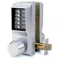 Simplex 1000EE Double Sided Push Button Lock